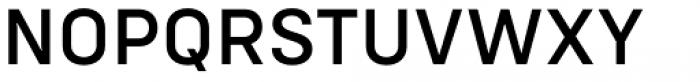Config Medium Font UPPERCASE