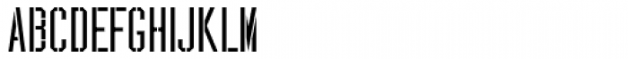 Confirmation JNL Font LOWERCASE