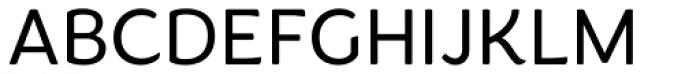 Congenial Light Font UPPERCASE