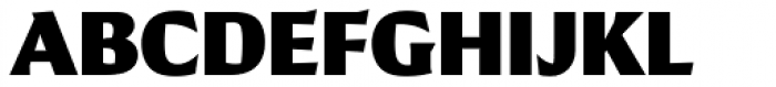 Conglomerate Black Font UPPERCASE