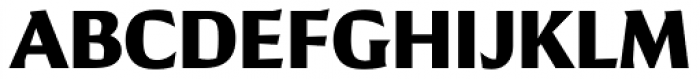 Conglomerate Bold Font UPPERCASE
