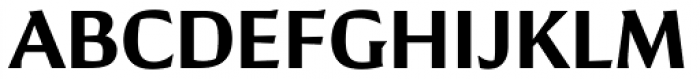Conglomerate Demi Font UPPERCASE