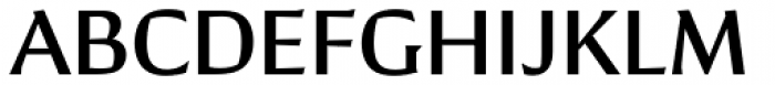 Conglomerate Medium Font UPPERCASE