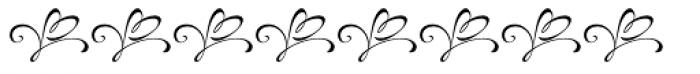 Congratulatory Font OTHER CHARS