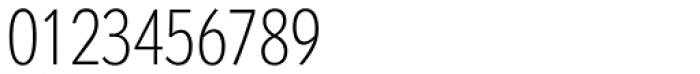 Congress Sans Std Cond ExtraLight Font OTHER CHARS