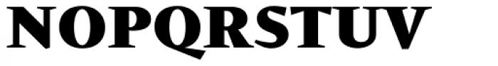 Conqueror Black Font UPPERCASE