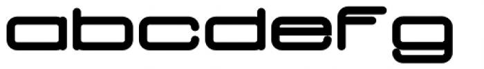 Consilio Bold Font LOWERCASE