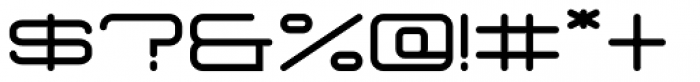 Consilio Regular Font OTHER CHARS