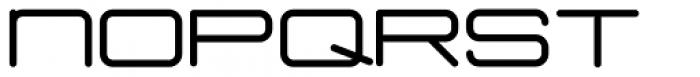 Consilio Regular Font UPPERCASE