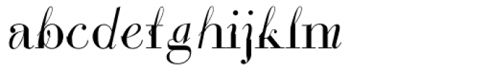 Constitution Font LOWERCASE