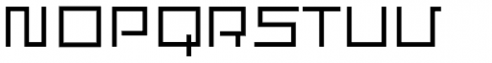 Construct Bold Font UPPERCASE