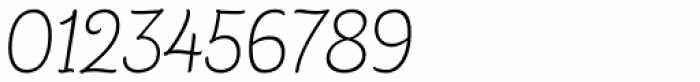 Consuelo Italic Font OTHER CHARS