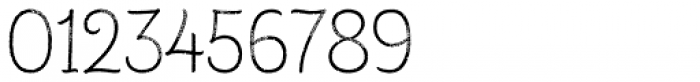 Consuelo Rough Font OTHER CHARS