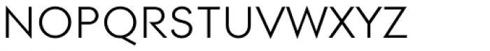 Contax Pro 45 Light SC Font LOWERCASE