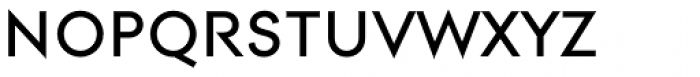 Contax Pro 55 SC Font LOWERCASE