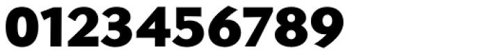 Contax Sans 95 UltraBlack Font OTHER CHARS