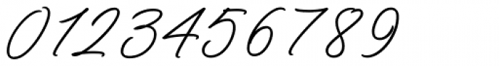 Contempora Script Bold Font OTHER CHARS