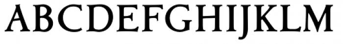Contenu Book Bold Font UPPERCASE