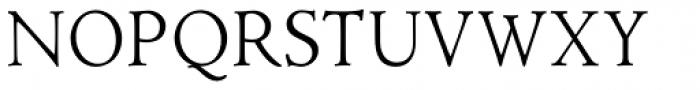 Contenu Book Font UPPERCASE