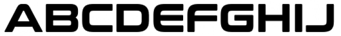 Conthrax Bold Font UPPERCASE