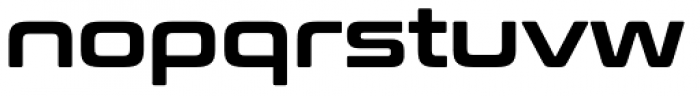 Conthrax Bold Font LOWERCASE