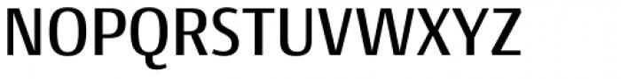 Conto Narrow Medium Font UPPERCASE