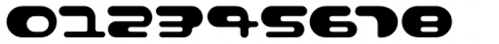 Contour Regular Font OTHER CHARS