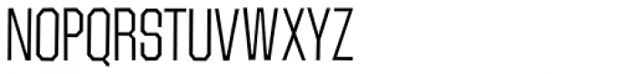 Contraption Light Font UPPERCASE