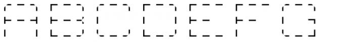 Control Module Light Font UPPERCASE