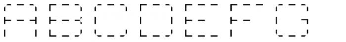 Control Module Light Font LOWERCASE