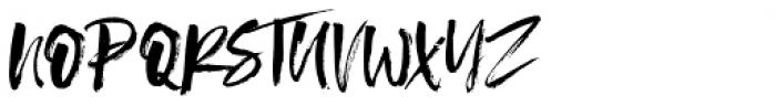 Conundrum Regular Font UPPERCASE