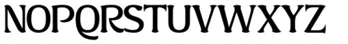 Convexion Light Font UPPERCASE