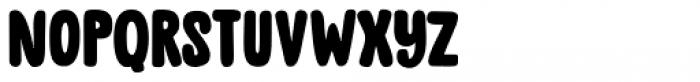 Cool Daddy Regular Font LOWERCASE