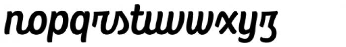 CoolKids Medium Font LOWERCASE