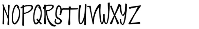 Coolman Std Font UPPERCASE