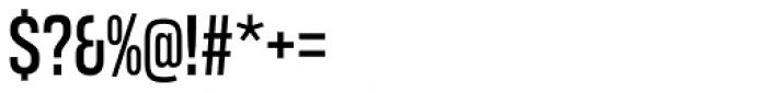 Coolvetica Condensed Regular Font OTHER CHARS
