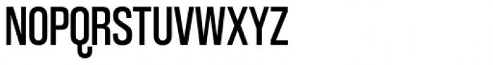 Coolvetica Condensed Regular Font UPPERCASE