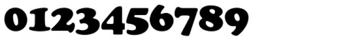 Cooper Black EF Bold Font OTHER CHARS