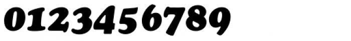 Cooper Black Pro Italic Font OTHER CHARS