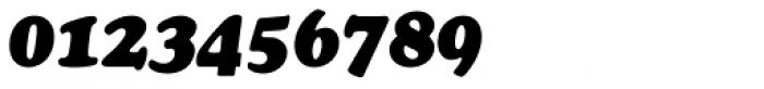 Cooper Black SB Italic Font OTHER CHARS