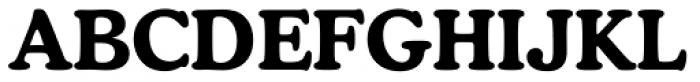 Cooper Light Bold Font UPPERCASE