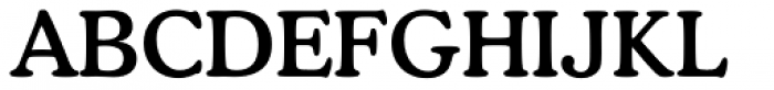 Cooper Medium Font UPPERCASE