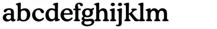 Cooper Medium Font LOWERCASE