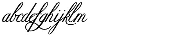 Copper Alt Caps Bold Font LOWERCASE