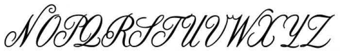 Copper Bold Font UPPERCASE