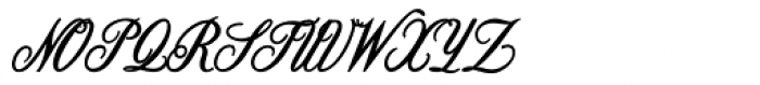 Copper Expert Bold Font LOWERCASE