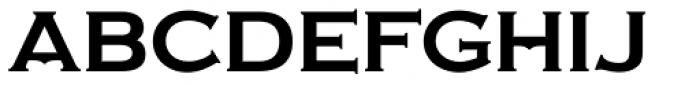Copper Penny Greek Font LOWERCASE