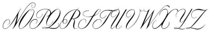 Copper Font UPPERCASE