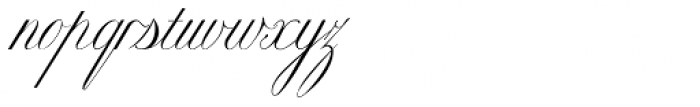 Copper Font LOWERCASE