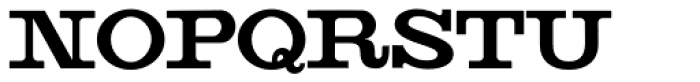 Copperjack Pro Font UPPERCASE